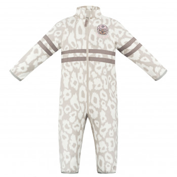 Combinaison Polaire Poivre Blanc Fleece Overall 1530 panther grey Mixte