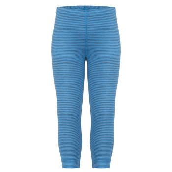 Pantalon en Laine Poivre Blanc MerinoWoolPants 1820 meteor heather stripe Mixte