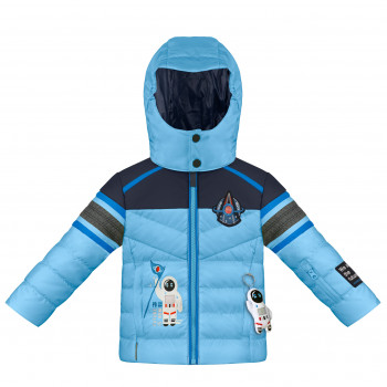 Veste de Ski/Snow Poivre Blanc Ski Jacket 0903 fancy artic blue Garçon