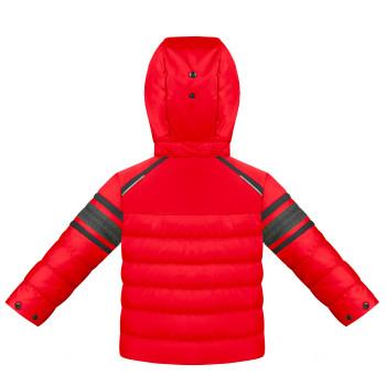 Veste de Ski/Snow Poivre Blanc SkiJacket 0903 scarlet red 5 Garçon