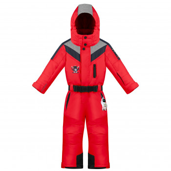 Combinaison de Ski Poivre Blanc SkiOverall 0930 multico scarlet red Garçon