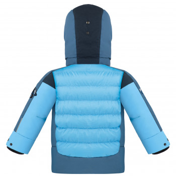 Veste de Ski Poivre Blanc Synthetic Down Jacket 1215 multico artic blue Garçon