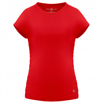 T-Shirt Poivre Blanc Eco-Active-Light 2101 Cherry Red Femme