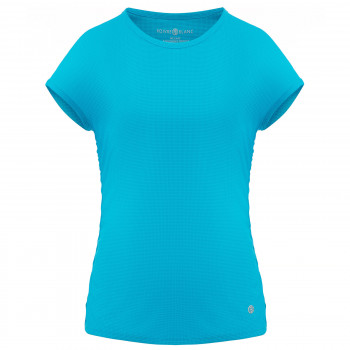 T-Shirt Poivre Blanc Eco-Active-Light 2101 Creamy Blue Femme