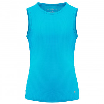 Débardeur Poivre Blanc Eco-Active-Light 2103 Creamy Blue Femme