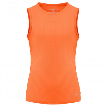 Débardeur Poivre Blanc Eco-Active-Light 2103 Indian Orange Femme