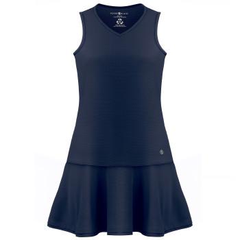Jupe Poivre Blanc 2131 oxford blue 2 Femme