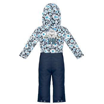Combinaison De Ski Poivre Blanc 2330 Daisy Blue Oxford Blue 2 Fille