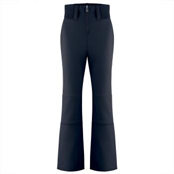 Pantalon De Ski Softshell 1121 Poivre Blanc Gothic-Blue5 Femme