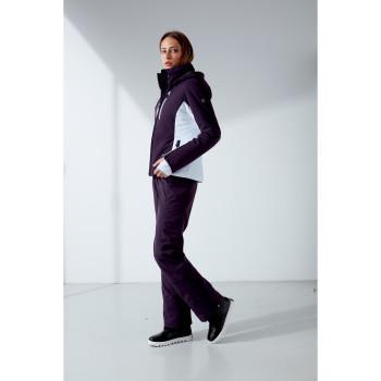 Veste Active Stretch Poivre Blanc 0800 Multico Mulberry Purple Femme