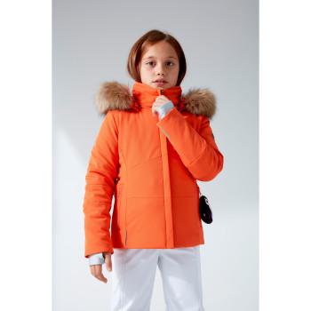 Veste Active Stretch Poivre Blanc 0802 Puffin Orange Fille