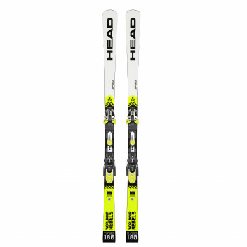 Pack Ski Head WC Rebels i.Speed + Fixations FF EVO 14