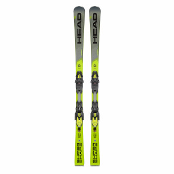 Pack Ski Head Supershape i.Speed SW + Fixations PRD 12 GW