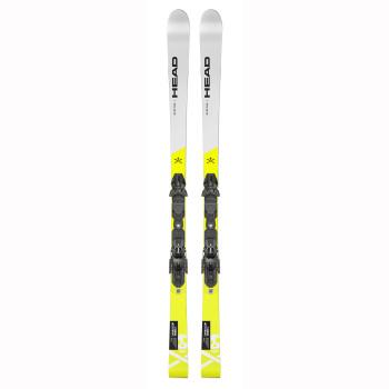 Pack de Ski Head WC Rebels iGS RD Team SW RP + Fixations FF 11 Garçon