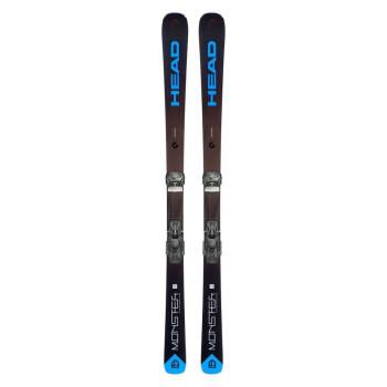 Pack Ski Head MONSTER 83 +Fixations ATTACK 11 GW bk