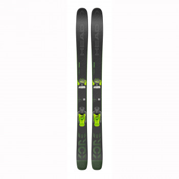 Pack de Ski Head Kore 105 + Fixations ATTACK 13 GW Homme
