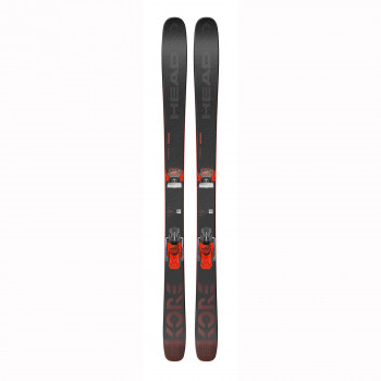 Pack de Ski Head Kore 99 + Fixations ATTACK 13 GW Homme