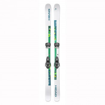 Pack de Ski Head the Show + Fixations Attack2 11 GW Homme