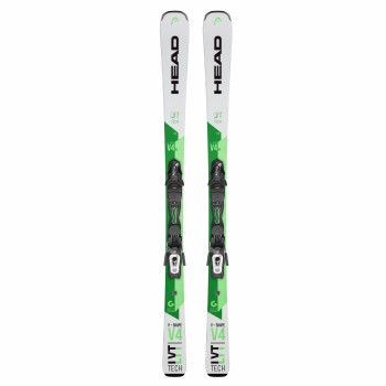 Pack Ski Head V-Shape V4 XL R LYT-PR + Fixations PR 10 GW Promo