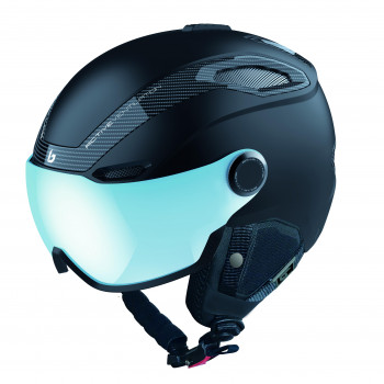 Casque de Ski/Snow Bollé V-LINE CARBON W PHOTOCHROMIC Noir 55-59