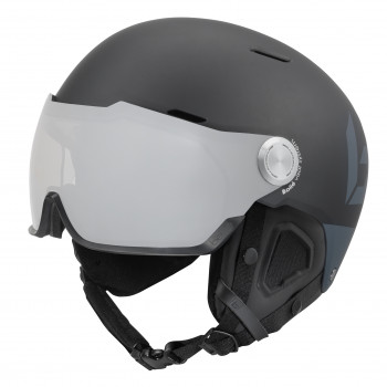 Casque de Ski/Snow Bollé MIGHT VISOR PREMIUM PHOTOCHROMIC Noir 52-55