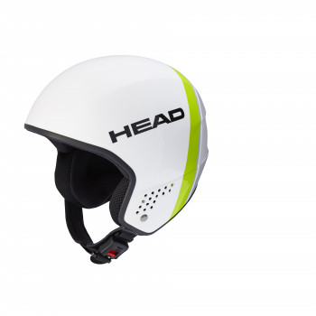 Casque de Ski Head STIVOT RACE Carbon white/grey