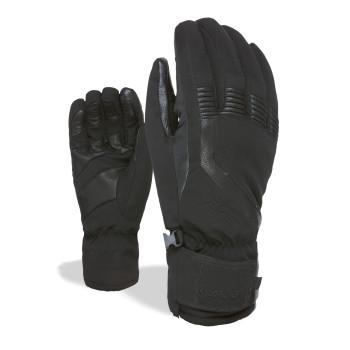 Gants de Ski / Snow Level I-Super Radiator GORE-TEX® Homme Noir
