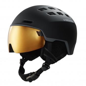Casque de Ski Head RADAR POLA black