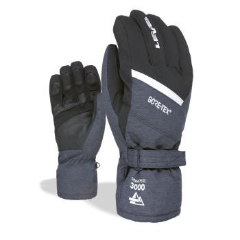 Gants de Ski / Snow Level Evolution GORE-TEX® Homme Noir