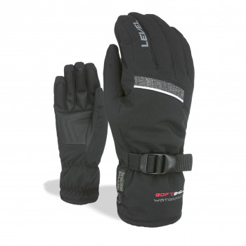 Gants de Ski/Snow Level Hero Noir