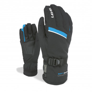 Gants de Ski/Snow Level Hero Bleu