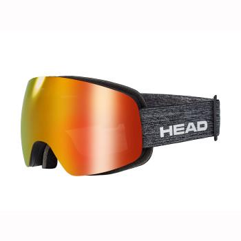 Masque de Ski Head GLOBE FMR yellow/red Homme