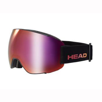 Masque de Ski Head MAGNIFY FMR black/red + SL Homme
