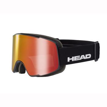 Masque de Ski Head HORIZON 2.0 FMR yellow/red Homme