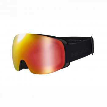 Masque de Ski Head GALACTIC FMR yellow/red Homme