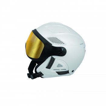 Casque de Ski/Snow Diezz Louna II Visière White Pearl
