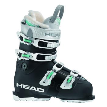 Chaussures de Ski Head Vector 90 Rs W Black Femme