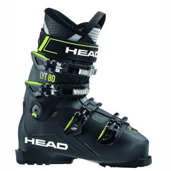 Chaussures de Ski Head Edge Lyt 80 Black-Yellow Homme