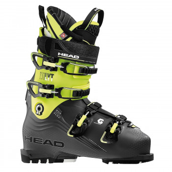 Chaussures de Ski Head NEXO LYT 130  ANTHRACITE / YELLOW