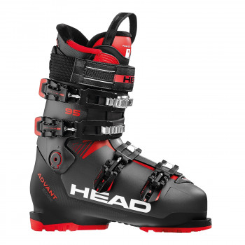 Chaussures de Ski Head ADVANT EDGE 95 ANTH/BLACK-RED