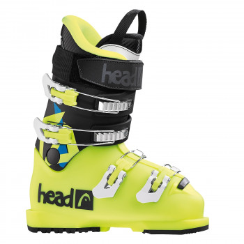 Chaussures de Ski Head RAPTOR CADDY 60 JR YELLOW - BLACK