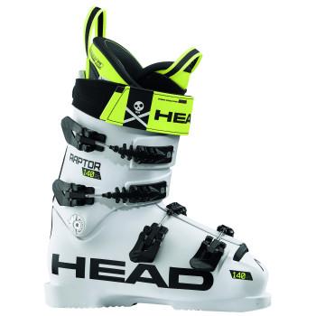Chaussures de Ski Head RAPTOR 140S RS WHITE