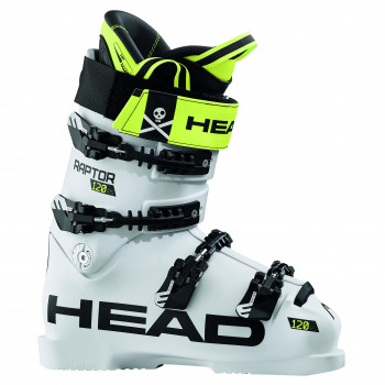 Chaussres de Ski Head RAPTOR 120S RS WHITE