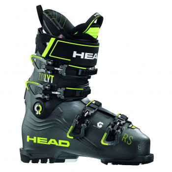 Chaussres de Ski Head NEXO LYT 130 RS  ANTHRACITE / YELLOW