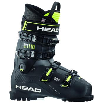 Chaussres de Ski Head EDGE LYT 110  BLACK / YELLOW