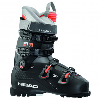 Chaussres de Ski Head EDGE LYT 90 W BLACK / SALMON