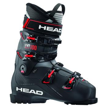 Chaussres de Ski Head EDGE LYT 100  BLACK / RED