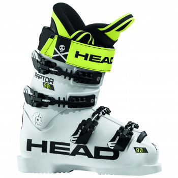 Chaussures de Ski Head RAPTOR 90S RS WHITE