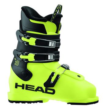 Chaussres de Ski Head Z 3  YELLOW / BLACK