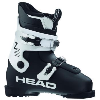 Chaussres de Ski Head Z 2  BLACK / WHITE